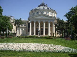 ATENEUL ROMAN - Foto Jurnal de Bucuresti