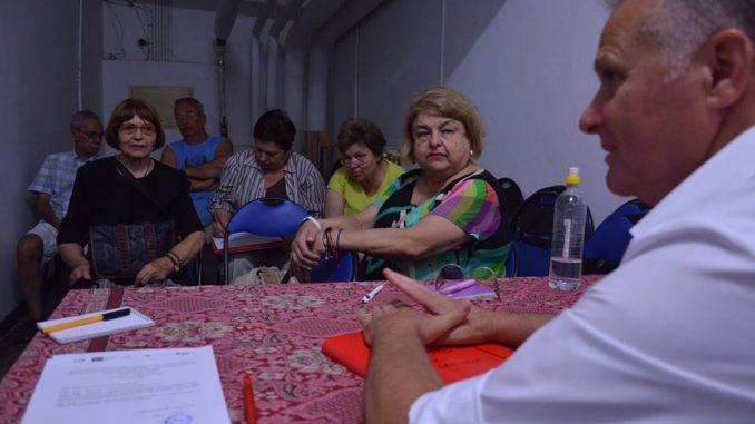 Grupul de Initiativa Civica Sala Palatului - Foto: Eco-Civica